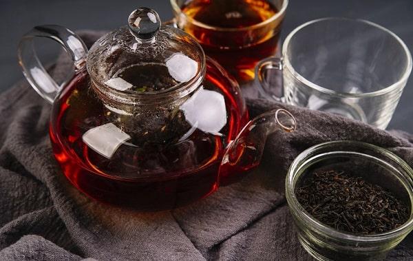 Почему для человека полезен чёрный чай