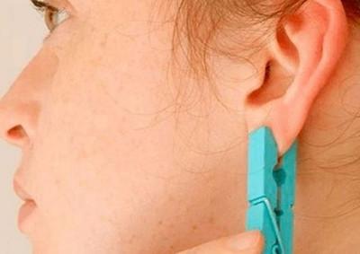 Китайский прием: волшебные точки вашего уха