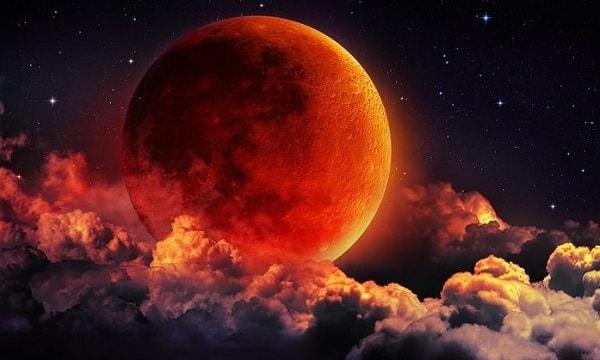 Коридор затмений: самое длинное лунное затмение