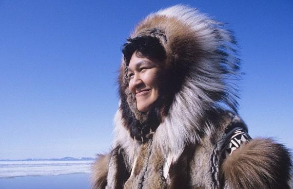 Почему эскимосские жены разрешают ареодярекпут