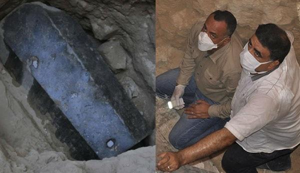 Тайна захоронения в черном саркофаге раскрыта
