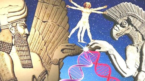 Ученые: жизнь на Земле создана искусственно