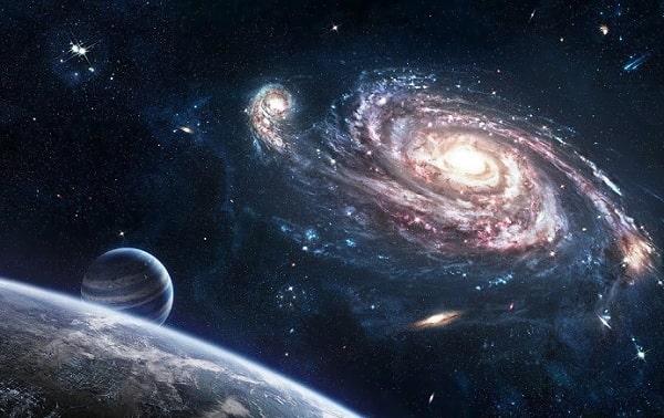 Вселенная оказалась не плоской