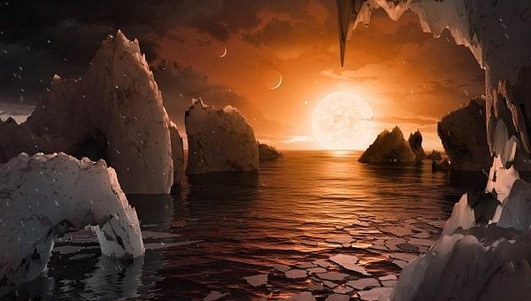 Земля оказалась не лучшей планетой для жизни