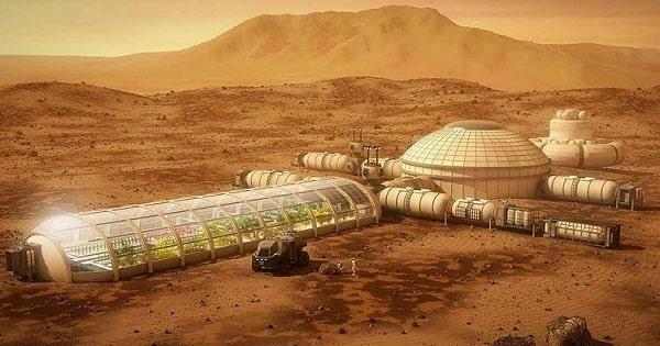 Новая идея по заселению Марса