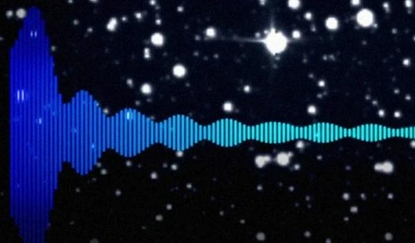 Пульсация некоторых звезд идентична сердцебиению человека