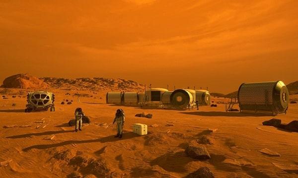 Сколько людей нужно для колонизации Марса