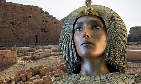 Археологами обнаружена гробница Клеопатры