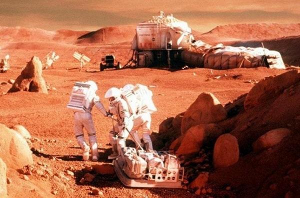 Марс может погубить человечество