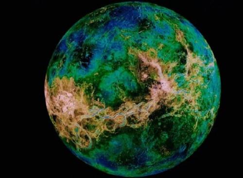 Венера была очень похожа на Землю и могла быть обитаемой