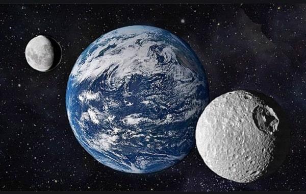 Земля захватит еще одну минилуну на свою орбиту