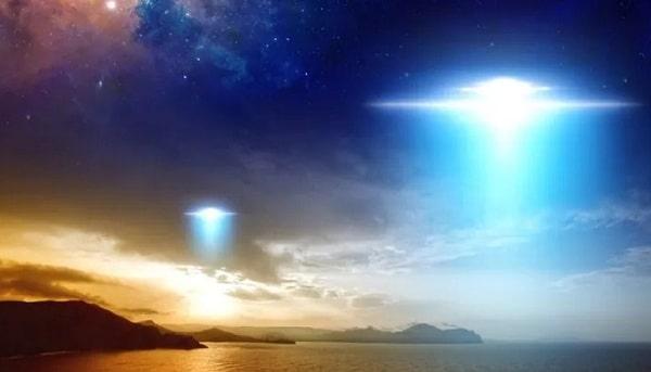 Необычная польза от поиска НЛО