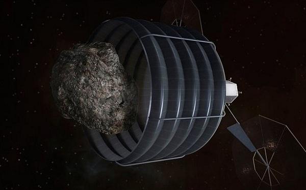 Китайцы в космосе будут добывать полезные ископаемые