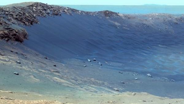 NASA опубликовало видеопанораму с Марса