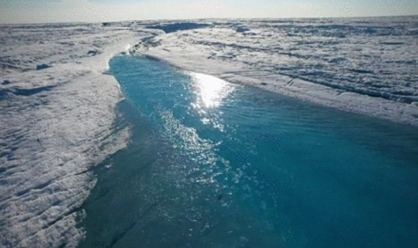 Гренландский ледяной щит в точке невозврата