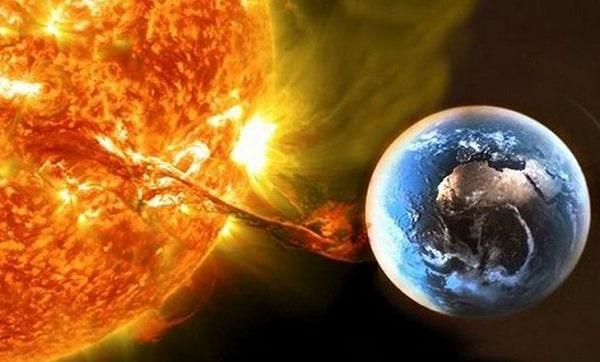 Мощная вспышка на Солнце может отключить интернет
