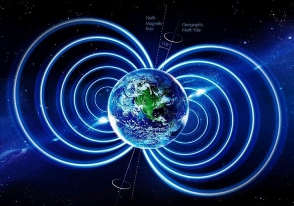 Новые подробности об аномалии в магнитном поле Земли