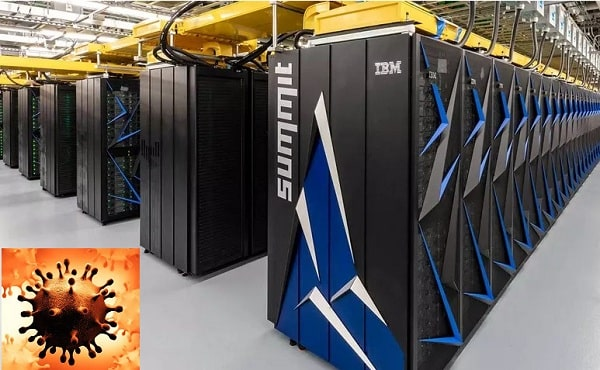 Главную загадку коронавируса разгадал суперкомпьютер