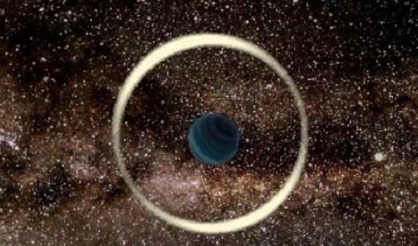 Через нашу Галактику движется планета-изгой