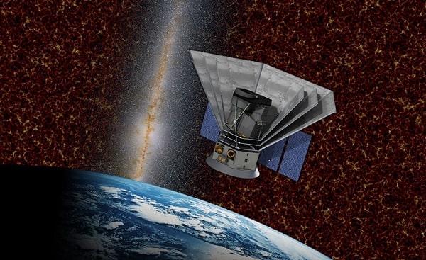 SpaceX запустит новый телескоп НАСА SPHEREx