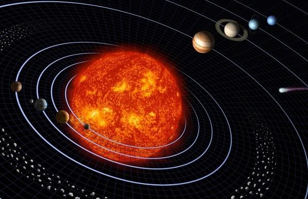 Ученые выяснили, что находится на границе Солнечной системы