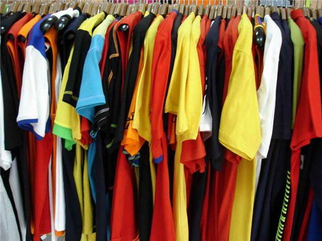 По цвету одежды характер человека