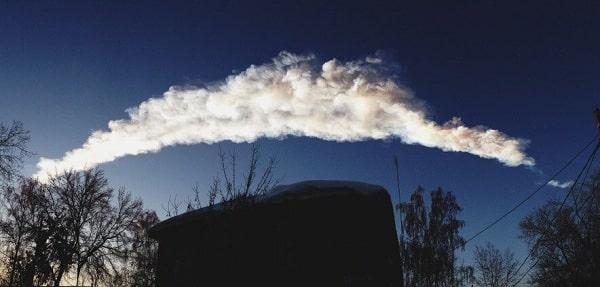 Взрыв челябинского болида породил уникальную взрывную волну
