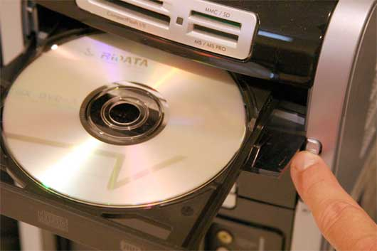 С новым оптическимм приёмом 1000 терабайт вполне разместятся на DVD-диске