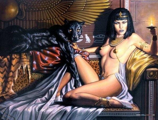 Загадка смерти Клеопатры: убийство или самоубийство