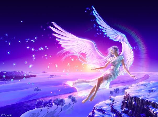 Ангел-хранитель и его характер