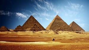 Египетские пирамиды родом с русского Севера
