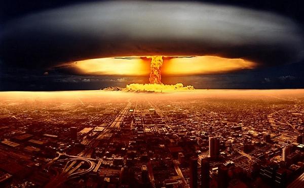Люди – мутанты ядерной войны древности