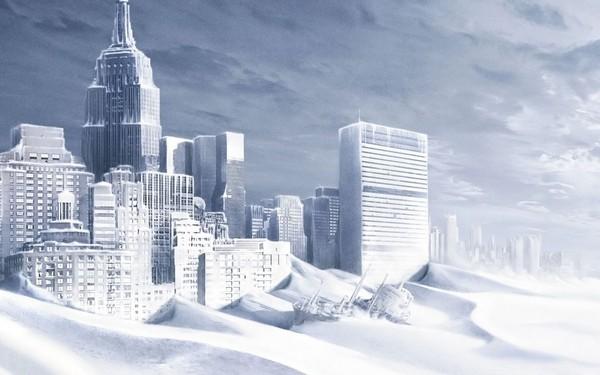 """Учеными вычислена """"точка невозврата"""" климата Земли"""