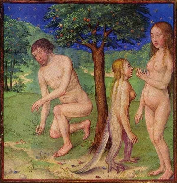 Кем была Лилит, может женой Адама
