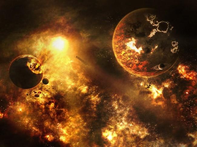 К нашей планете приближается второе Солнце