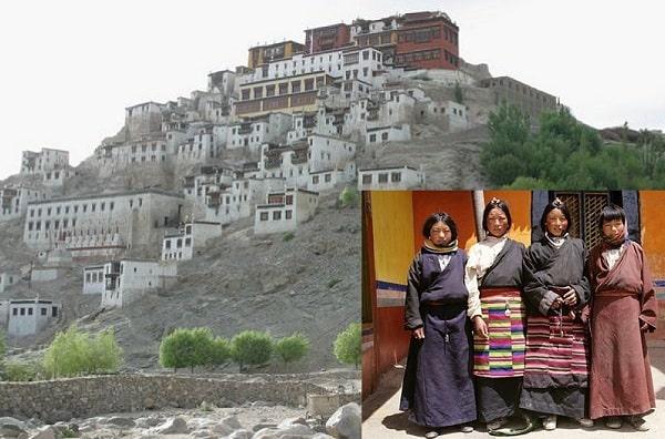 Тибетцы - потомки жителей Марса