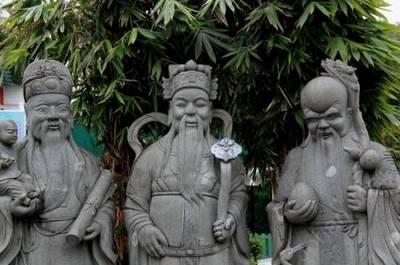 Китайцы унаследовали знания неземной цивилизации