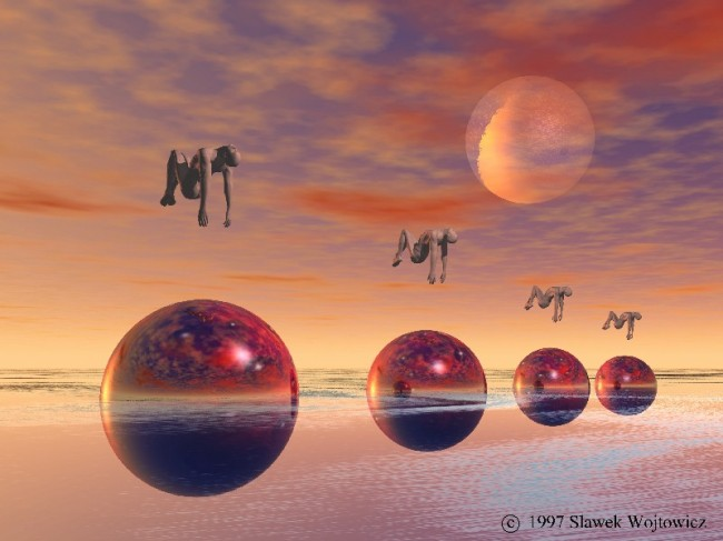 Возможность существования параллельных миров