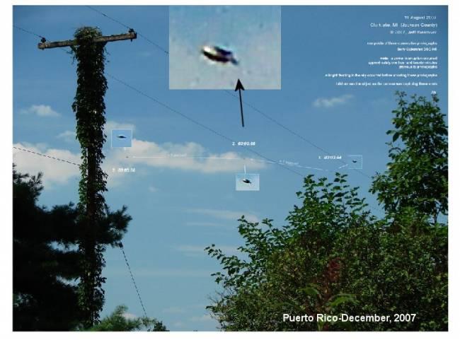 В Пуэрто-рико расположен центр контактов с инопланетянами