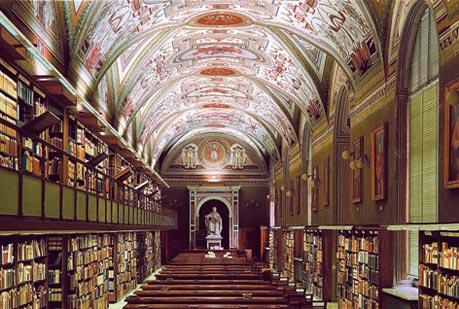 Библиотека Ватикана – хранилище тайных знаний человечества