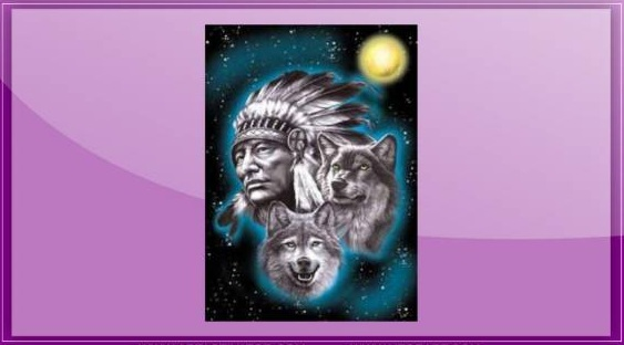 Интересная притча о двух волках: кто победит
