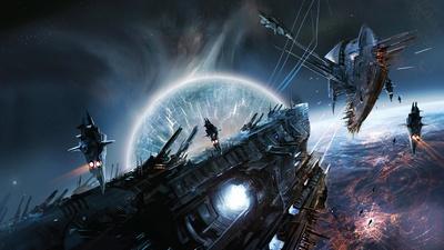 Эхо галактических войн
