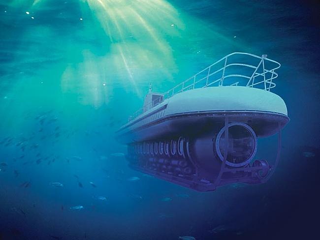 Пришельцы: не только в небе, но и под водойПришельцы: не только в небе, но и под водой