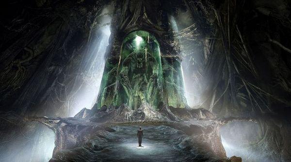 Цивилизация зародилась под землей