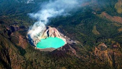 Семь самых необычных природных явлений на планете
