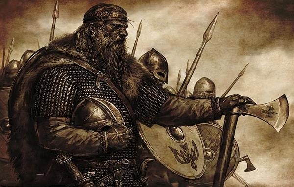 Сексуални жизнь викингов