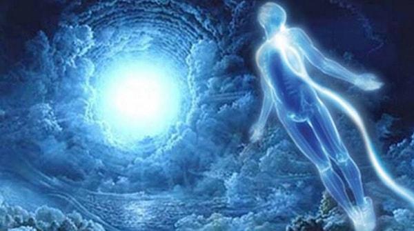 Путешествие души в потусторонний мир