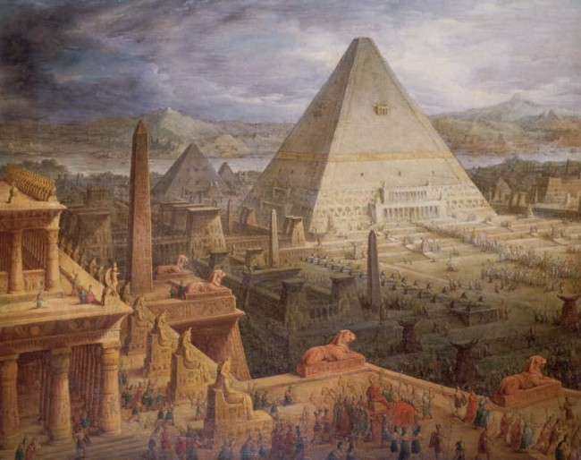 Пирамиды хранят тайны бессмертия