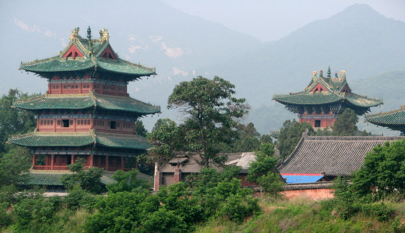 Загадки монастыря Шаолинь