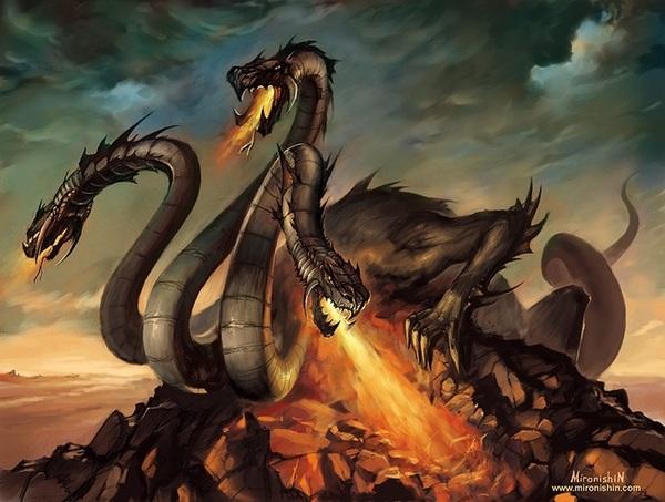 Змей Горыныч – сказка или быль